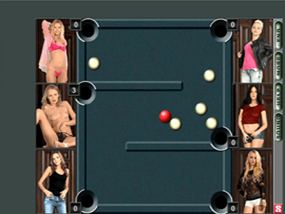 Hot Billiards