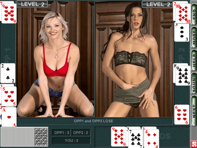 Threesome Card Game